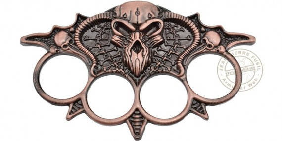 MAX KNIVES - The Devil knuckle duster