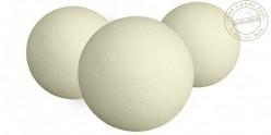 Umarex - Bag of 100 rubber balls fluorescent