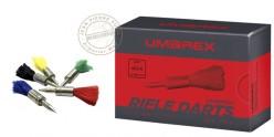 Fléchettes de tir pour carabine air comprimé 4,5mm 100
