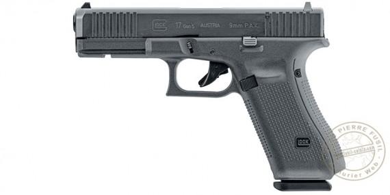 GLOCK 17 Gen 5 blank, flash or gas firing pistol - 9mm PAK