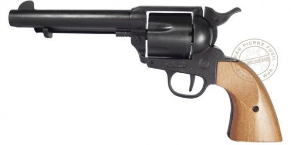 BRUNI Single Action blank firing revolver - 9mm blank bore (.380)