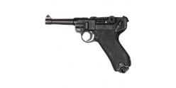 Inert replica of automatic pistol Luger P08 Parabellum