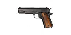 Réplique inerte du pistolet automatique Colt 1911 noir