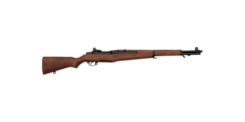 Inert replica of rifle Garand M1