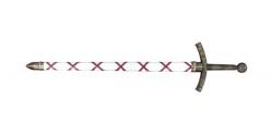 Epée Denix - Croisades