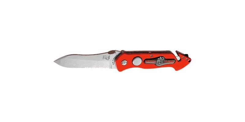 EICKHORN knife - PRT II red