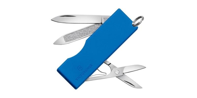 Couteau VICTORINOX - Tomo 3p - Bleu Capri