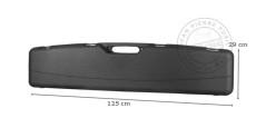 MEGALINE Rifle case - 125 cm