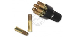 UMAREX - 6 cartridge case for CO2 revolver