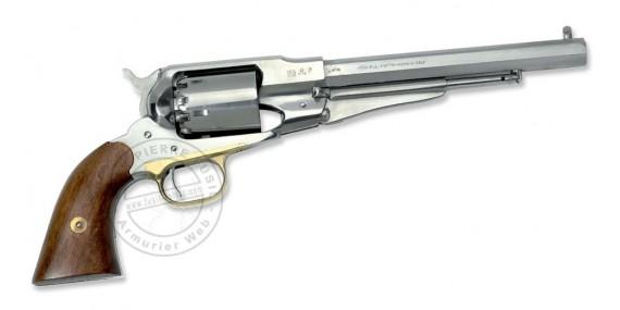 Revolver PIETTA Remington 1858 Inox Cal. 44 - Canon 8''