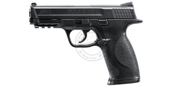 Pistolet CO2 4,5 mm UMAREX - Smith & Wesson Mod. MP Noir (2,5 joules)