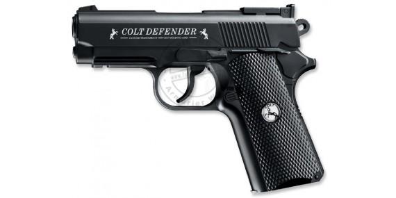 Pistolet à plomb 4.5 mm UMAREX Colt Defender (2,6 joules)