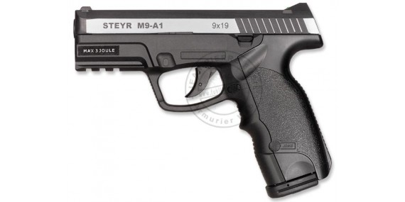 ASG Steyr M9-A1CO2 pistol - Dual tone - .177 bore (3 joules)