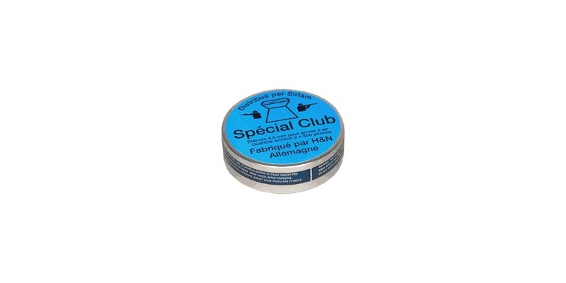 """H.N. """"Special Club"""" pellets - .177 - 4 x 500"""