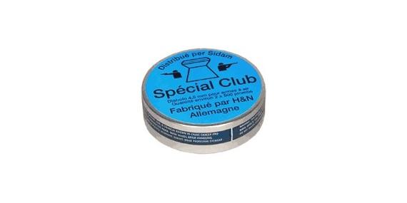 """H.N. """"Special Club"""" pellets - .177 - 2 x 750"""