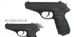 Pistolet 4,5 mm CO2 GAMO P-25 Blowback (3,98 joules)