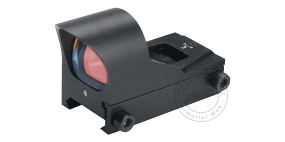 Electronic multi-reticule red dot sight - Automatic