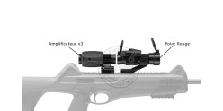 Viseur Point Rouge WALTHER EPS3