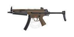 Pistolet Mitr. Soft Air Electrique HECKLER & KOCH MP5 Navy desert