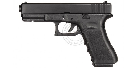 G17 Hop up Soft Air pistol - 0.2 joule - Black