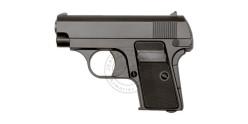 Pistolet Soft Air ASG STI Off Duty 0.3 joule - Noir
