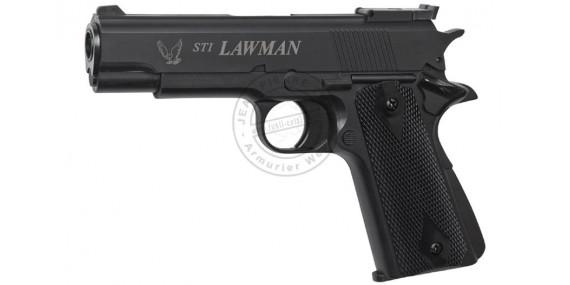 Pistolet Air Soft à gaz - ASG STI Lawman