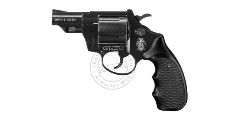 Revolver alarme UMAREX SMITH & WESSON Mod. Combat - noir Cal. 9mm