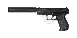 Pistolet Soft Air WALTHER PPQ - Kit Navy