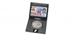 Police wallet