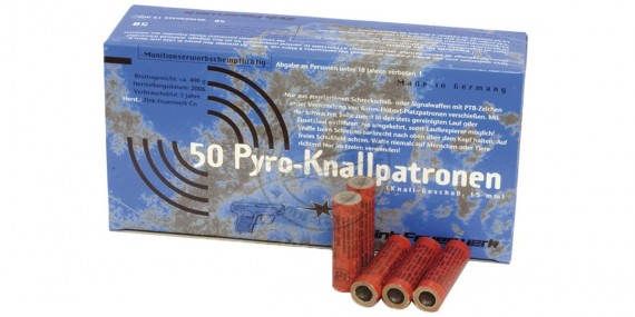 Detonative flares for defense weapons (x50)