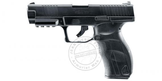 Pistolet à plomb CO2 4.5 mm UMAREX - S.A.9 noir (3 joules max)