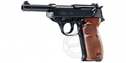 Pistolet 4,5 mm CO2 WALTHER P38 Blowback (3 Joules max)