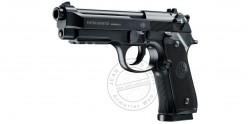 Pistolet 4,5 mm CO2 UMAREX - BERETTA Mod. 92 A1 - Noir (1,3 Joules)