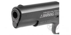 Pistolet à plomb CO2 4.5 mm REMINGTON 1911 RAC - Blowback (1,5 Joules)
