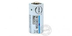 Lithium battery CR123A 3V