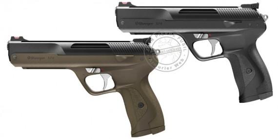 Pistolet à plomb air comprimé 4,5 mm STOEGER XP4 (3 joules)