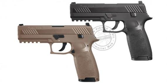 Pistolet à plomb CO2 4,5 mm SIG SAUER ASP P320 - Blowback (2,8 Joules)