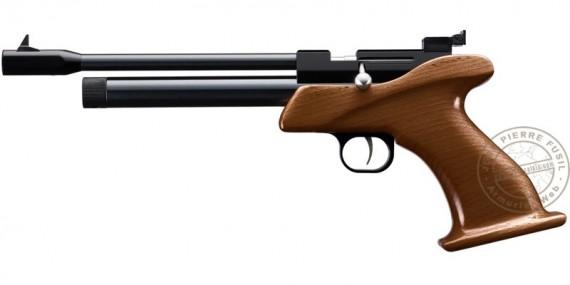 Pistolet à plomb CO2 ARTEMIS CP1 - 4,5 ou 5,5 mm - Mono ou Multi - coups (6 Joules)