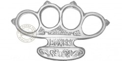 Poing américain Boxer - Aluminium