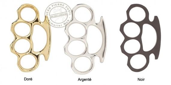 Metal knuckle duster