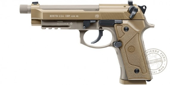 UMAREX BERETTA M9A3 CO2 pistol .177 BB - Blowback (Under 3 Joule)