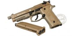Pistolet à plomb CO2 UMAREX BERETTA M9A3 - Blowback (Inf. à 3 Joules)
