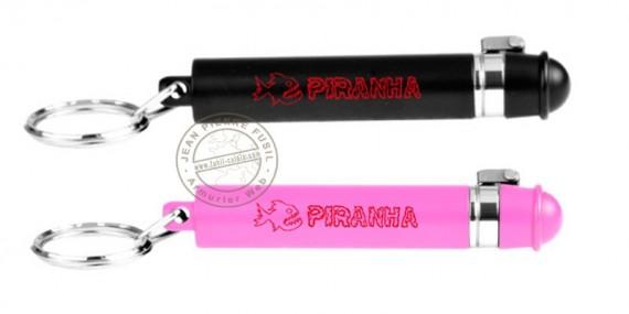 PIRANHA key ring self defence spray