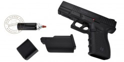 Pistolet de défense à gaz poivre Razor Gun RMG-19 Pro