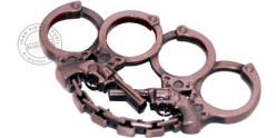 """""""The Duel"""" knuckle duster"""