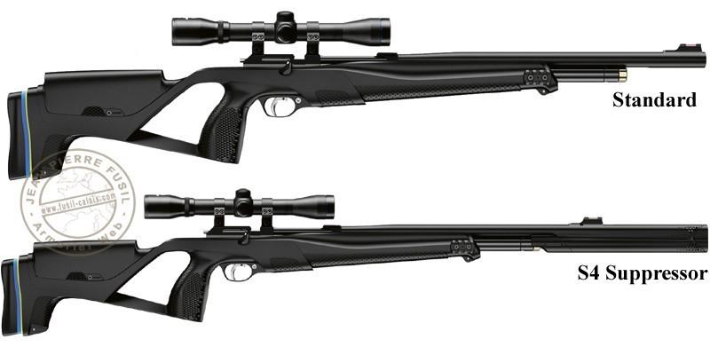 PCP STOEGER XM1 rifle pack - .177 (19.9 Joule)