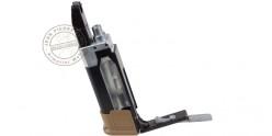 Pistolet à plomb CO2 4,5 mm SIG SAUER ASP M17 Tan - Blowback (2,8 Joules)