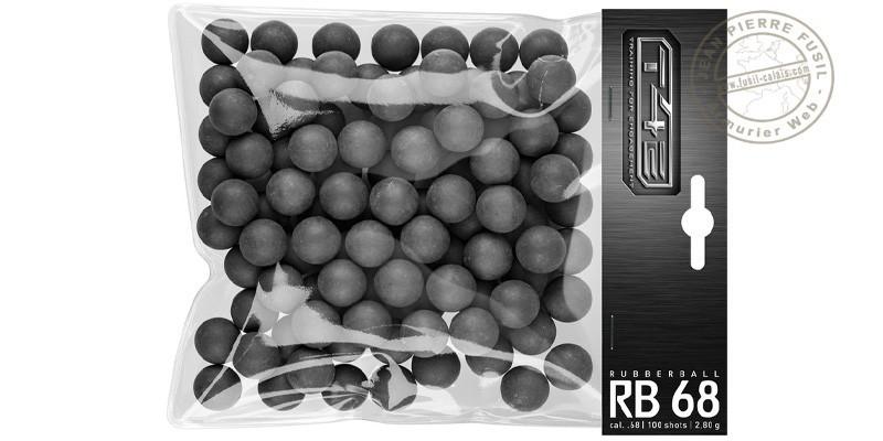 UMAREX T4E - Sachet de 100 billes de caoutchouc