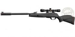 Carabine à plombs 4,5 mm GAMO Black Fusion IGT (29 joules) + Lunette 4x32