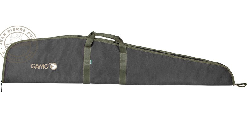 GAMO padded sheath for airgun with scope - Black and green - 132 cm